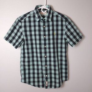 🌸3/$10 Original Penguin Short Sleeve Button Down
